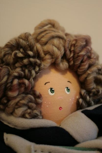 bambola per Pietro